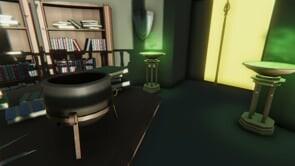 Unity Build - Magic Room