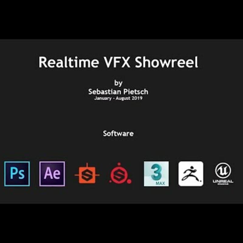 Realtime VFX Pack -Magic Spells in UE4