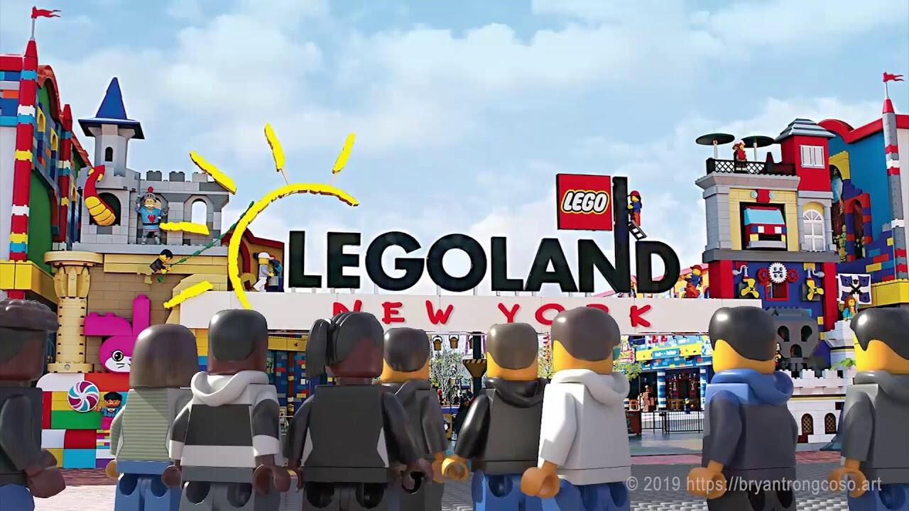Legoland NY Promo