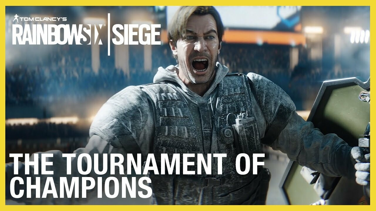 Rainbow Six Siege: The Tournament of Champions