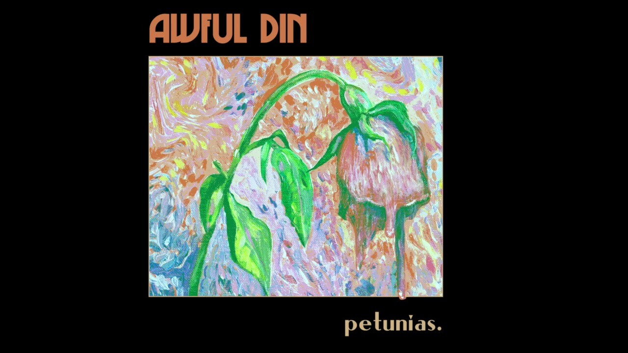 """petunias."" - Awful Din Official Video Animation"