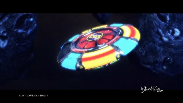 ELO: Journey Home - Fan Made Music Video