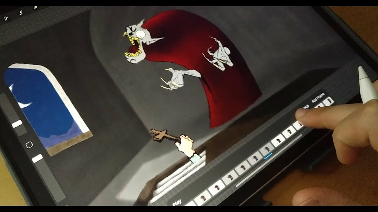 Nosferto. 2D Animation