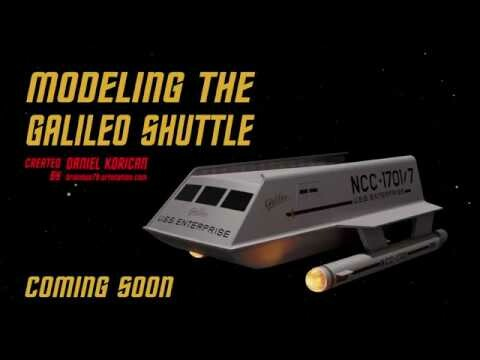 Galileo Shuttle Tutorial coming soon
