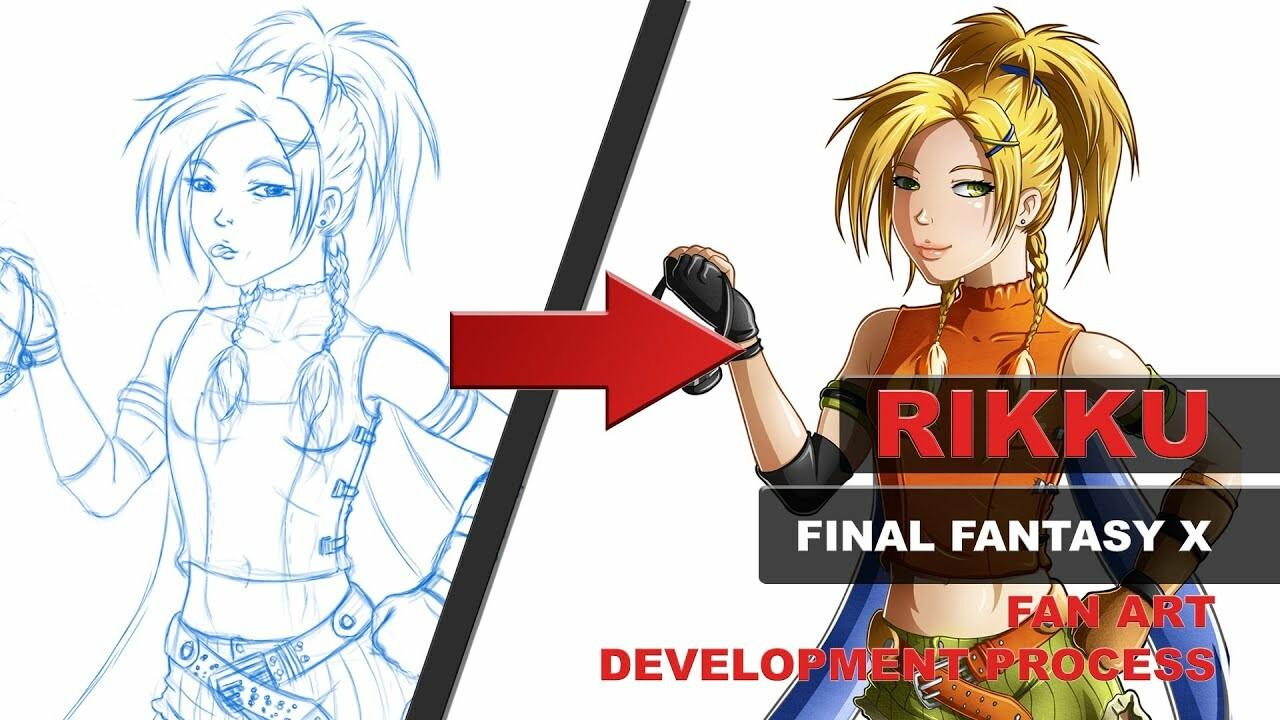 Rikku Manga