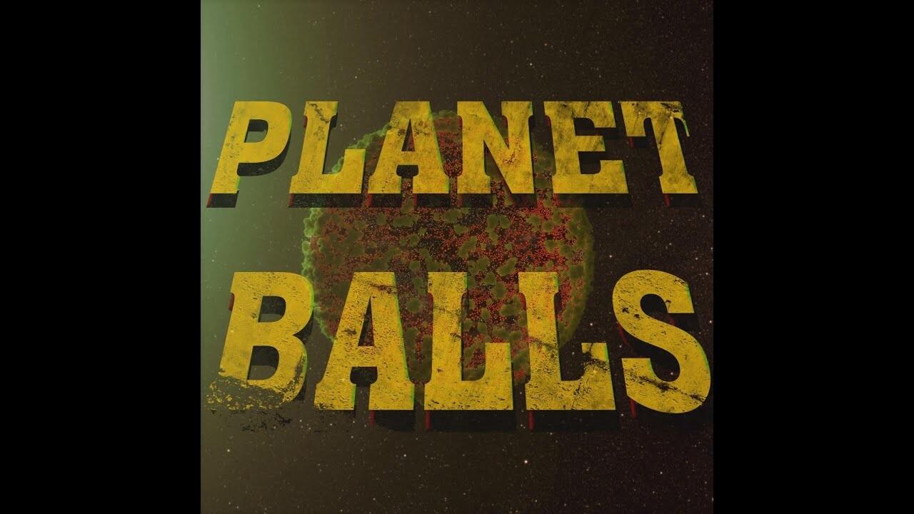 Lockdown Animation R&D - Planet Balls