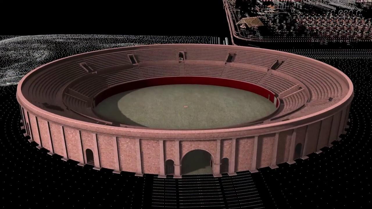 Chester's Roman Amphitheatre