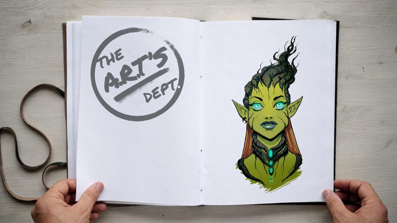 Art Fundamentals 101: dictionary of terms