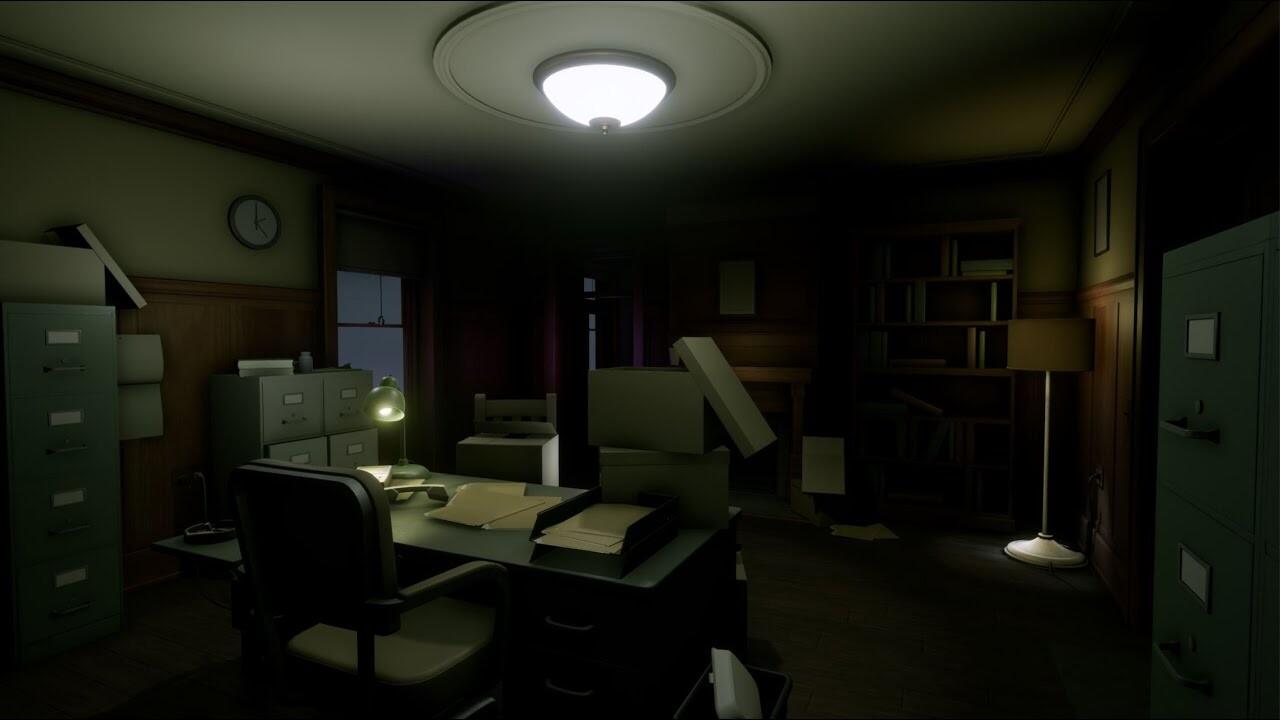 Detective Scene