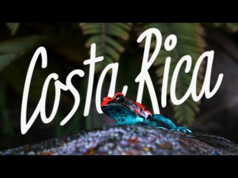 Costa Rica Title Sequence