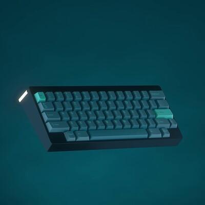 Poseidon Keycaps