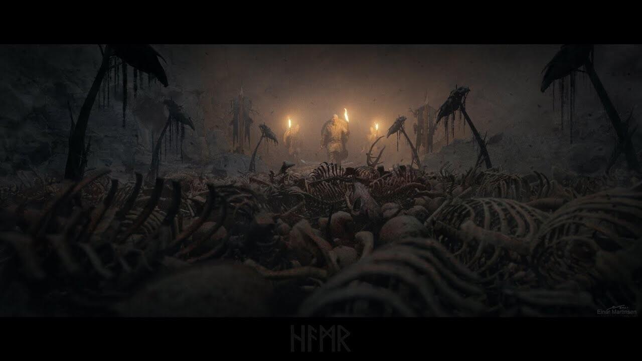 HAMR animatic