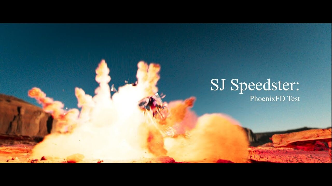 SJ Speedster Breakdown