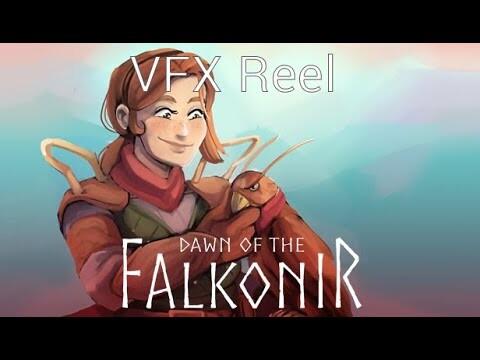 Dawn of the Falkonir VFX Reel
