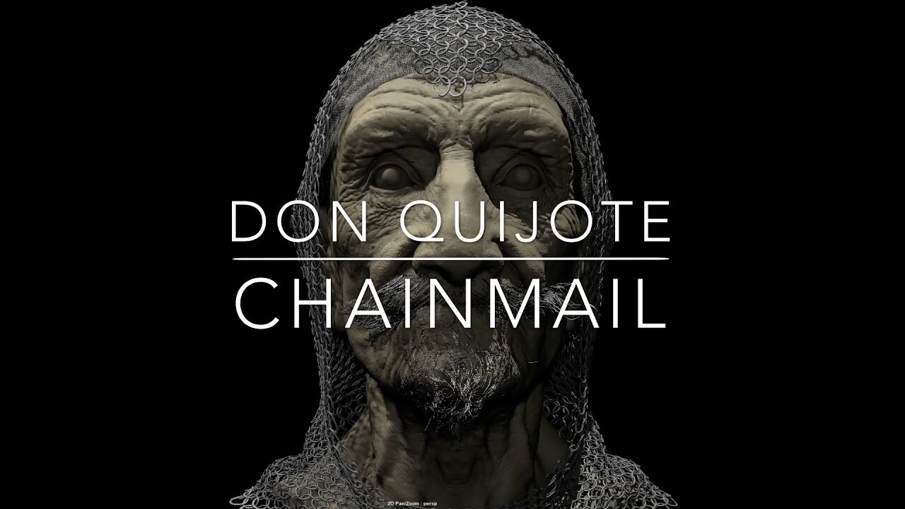 Don Quichote - Chainmail - How To
