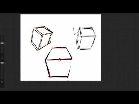 Project 1: Minimum 150 cubes in space, line work only