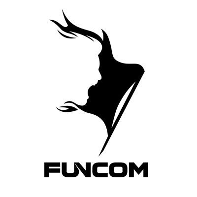 Funcom vert logo 400x400