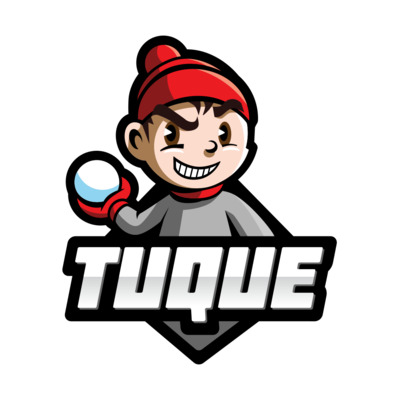 Tuque logo color