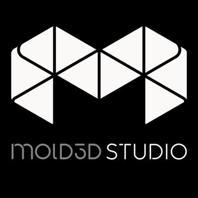 Mold3dstudio logo