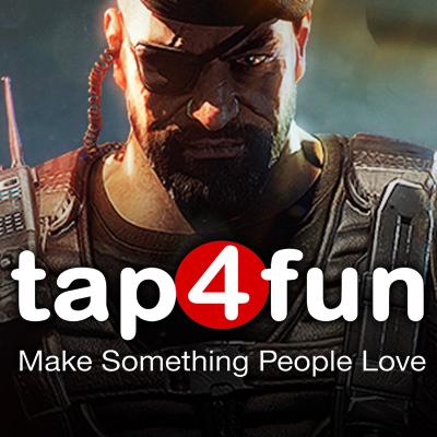 UI/UX Game Artist at TAP4FUN Thailand