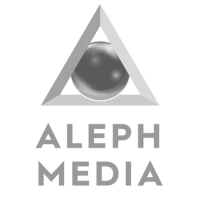 Brand Identity at Aleph Media