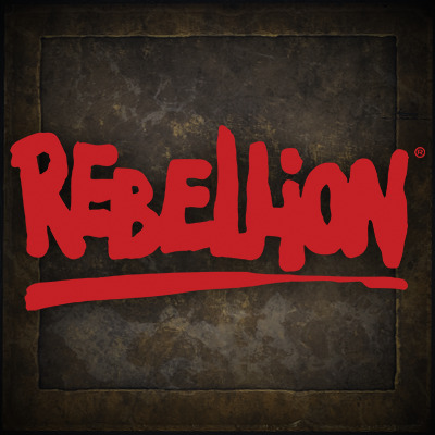 Outsource Artist at Rebellion
