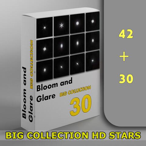 Bundle Stars Bloom and Glare