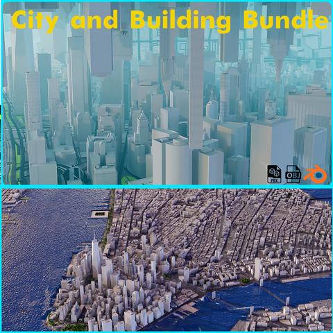 City and Building Bundle