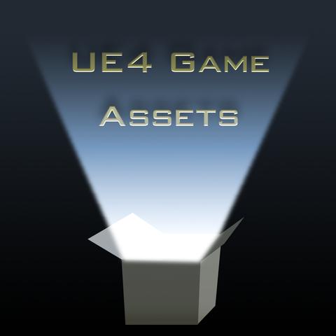 UE4 - Game Assets Bundle