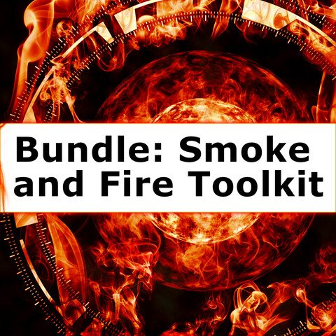 Smoke and Fire Bundle (Extended Commercial License)