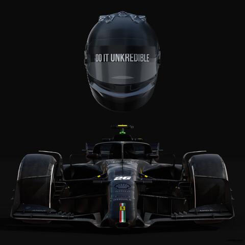 F1 2022 Car + Helmet - Bundle