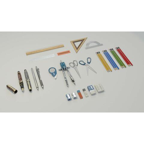 School Supplies 3D Model Bundle