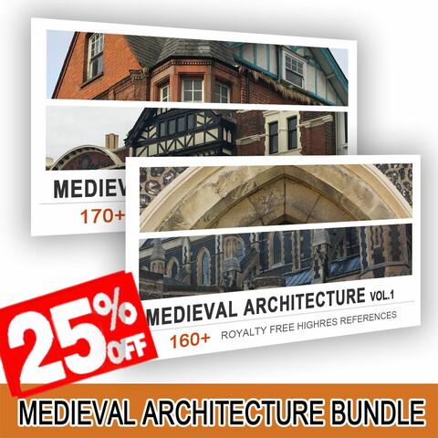 Medieval Architecture Bundle
