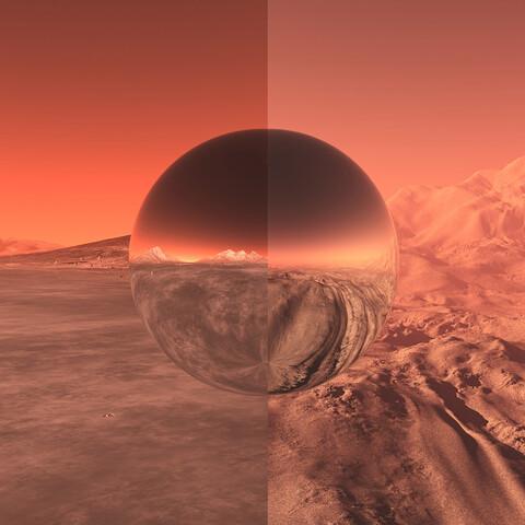 Mars 16K HDRI - Extended License