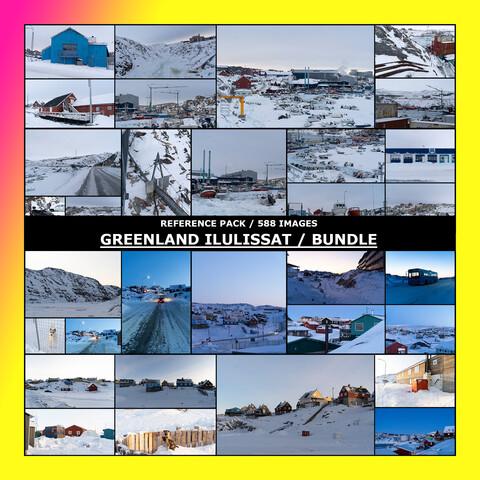 GREENLAND ILULISSAT / BUNDLE