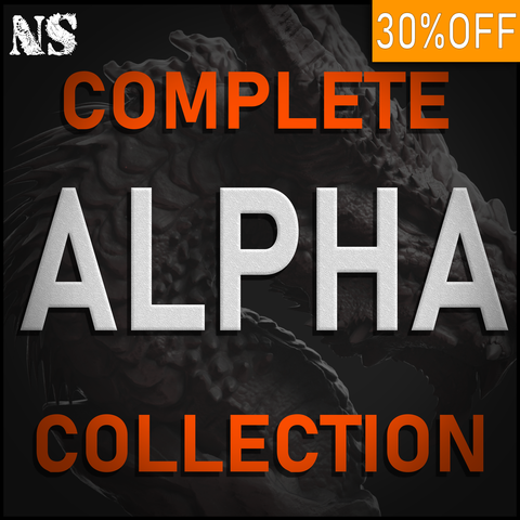 Complete Alpha Collection (Commercial License)
