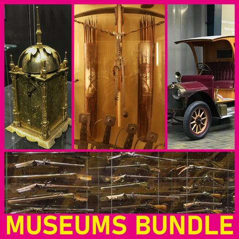 Museums MEGABUNDLE