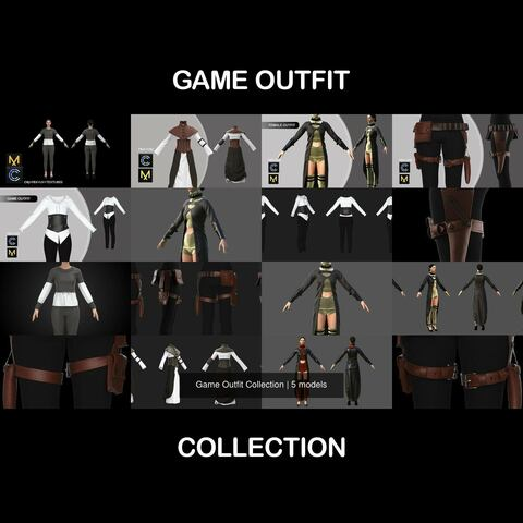 Game Outfit Collection