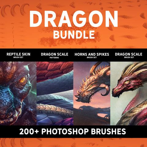 Dragon Bundle - Extended License