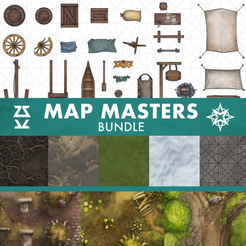 Map Masters Bundle - Standard License