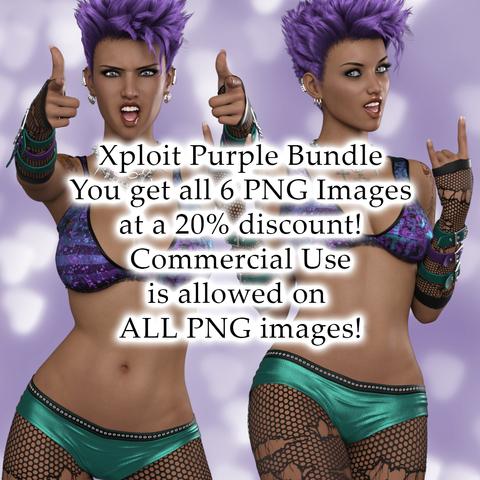 Xploit Purple Bundle