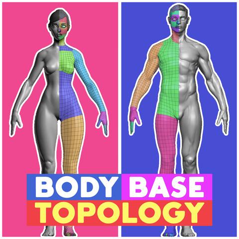 Body base topology bundle