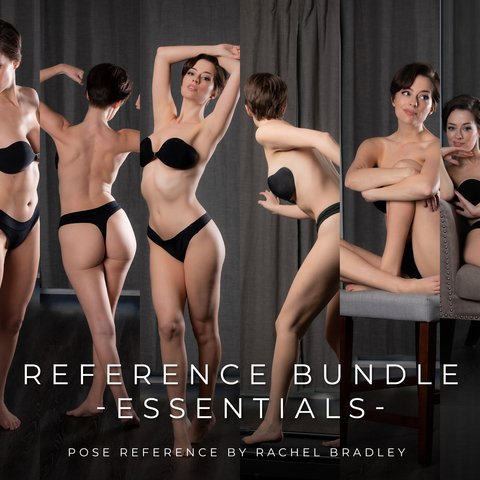 Essentials Bundle - Pose Reference for Artists
