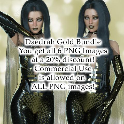 Daedrah Gold Bundle