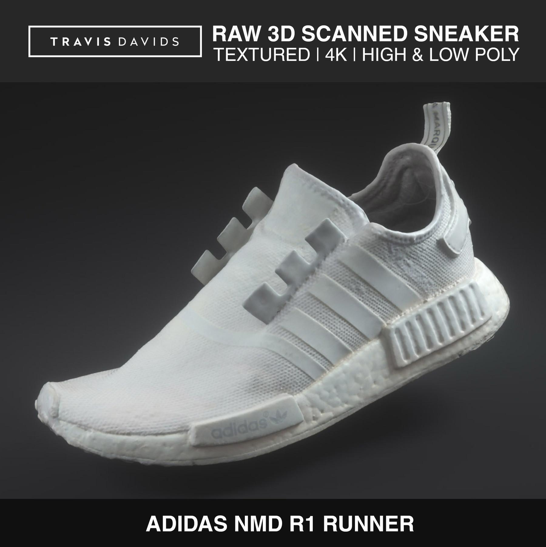 los angeles cd165 442fe Travis Davids - Adidas NMD 1 Runner