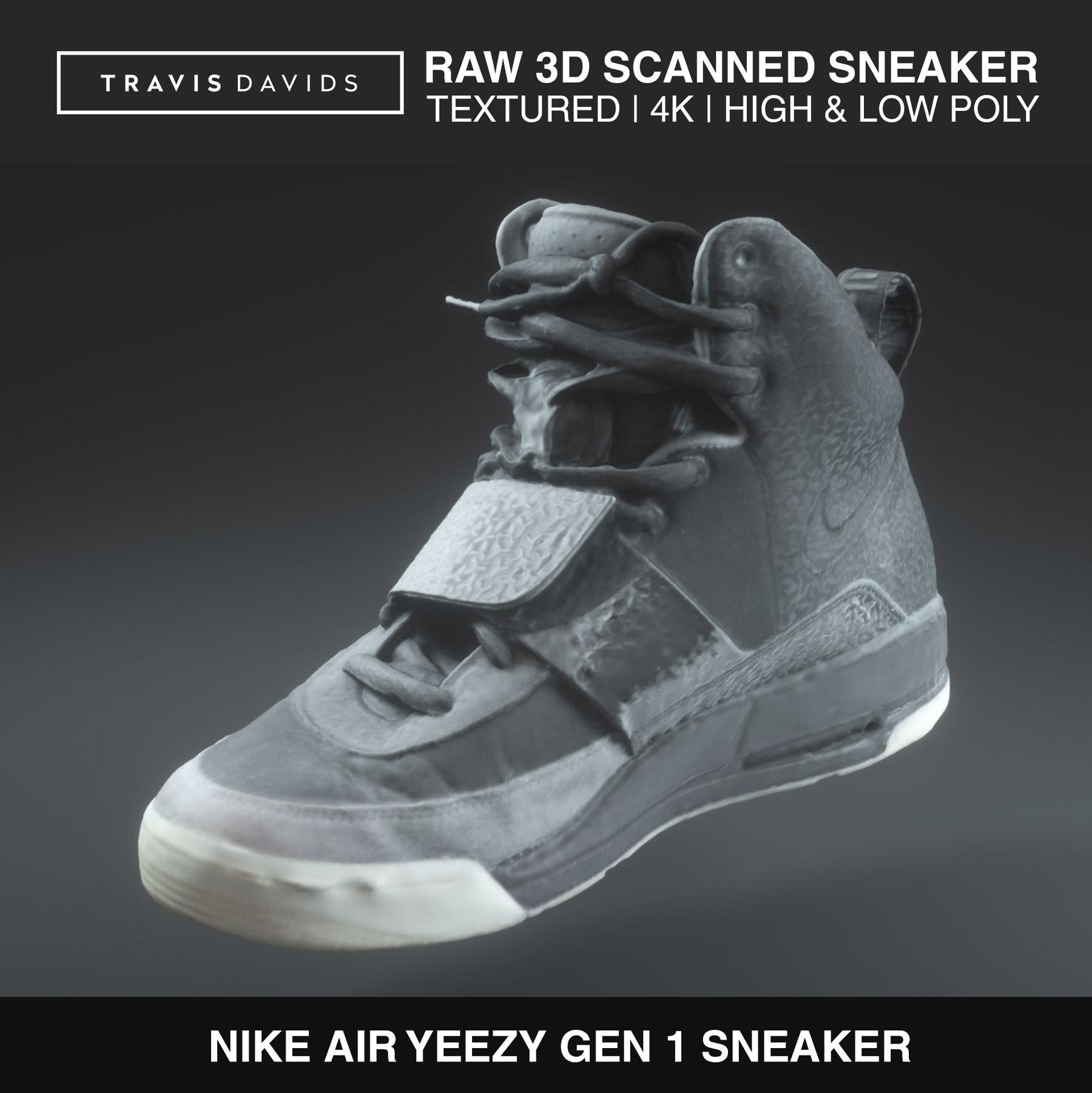 Nike%20air%20yeezy%20gen%201%20sneaker solo