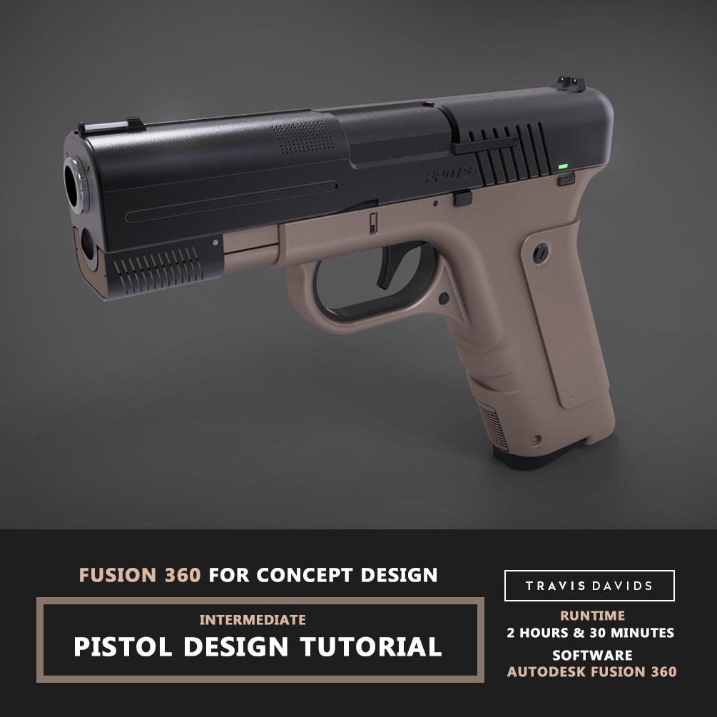 Pistoldesign