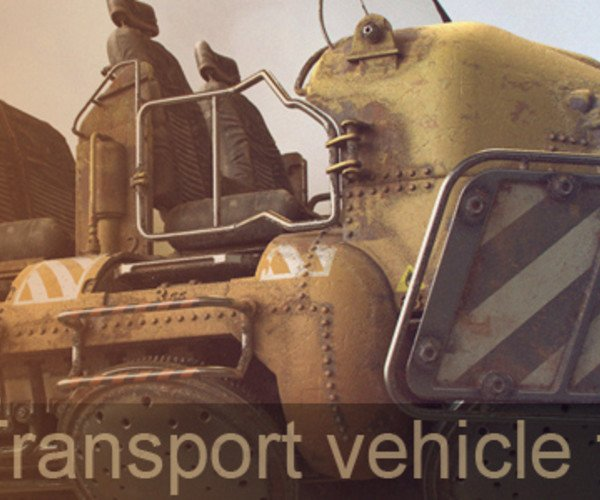 Transport vehicle tutorial