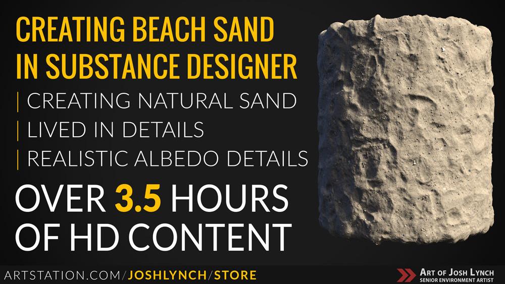 Ground sand artstation thumbnail