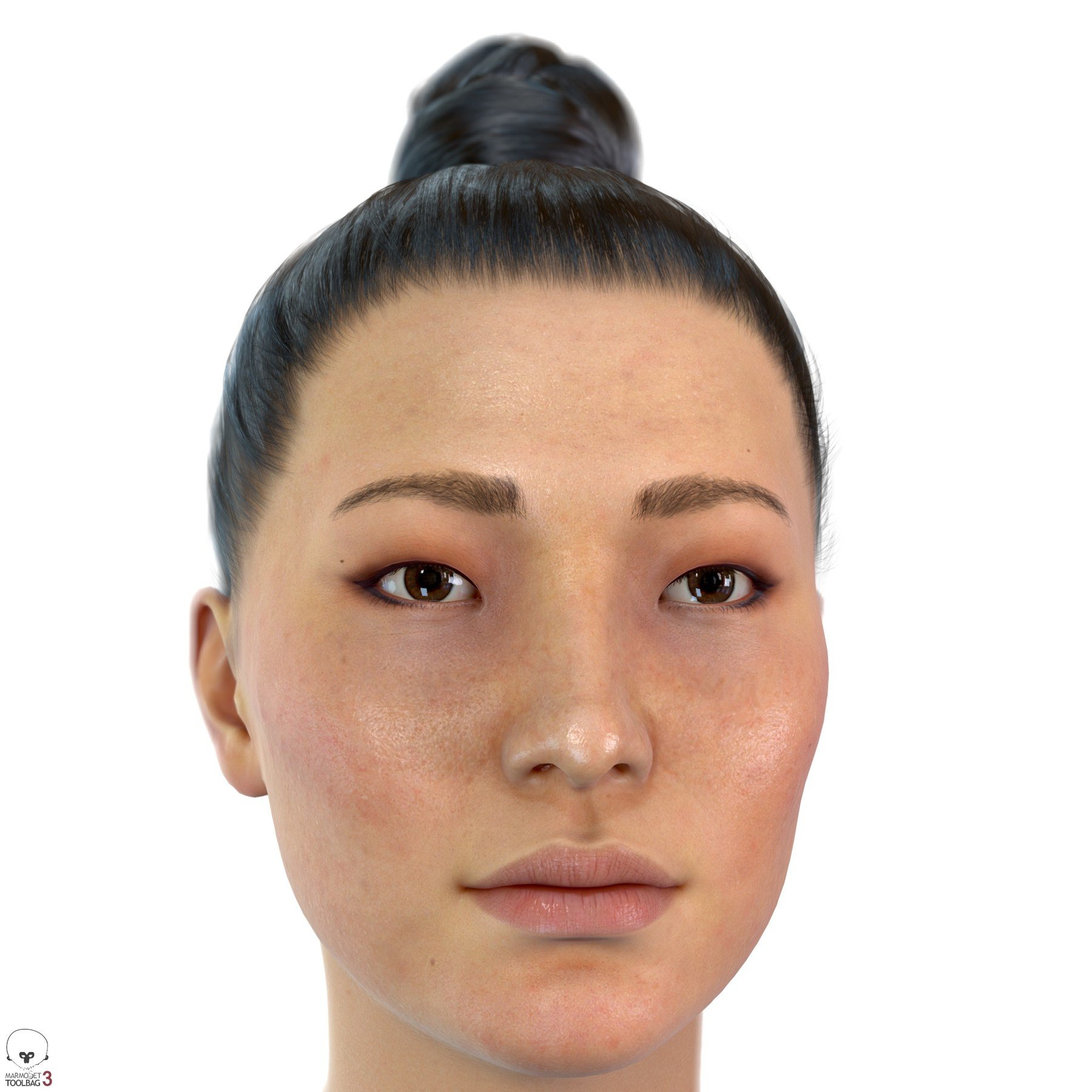 Averageasianfemale by alexlashko preview 00